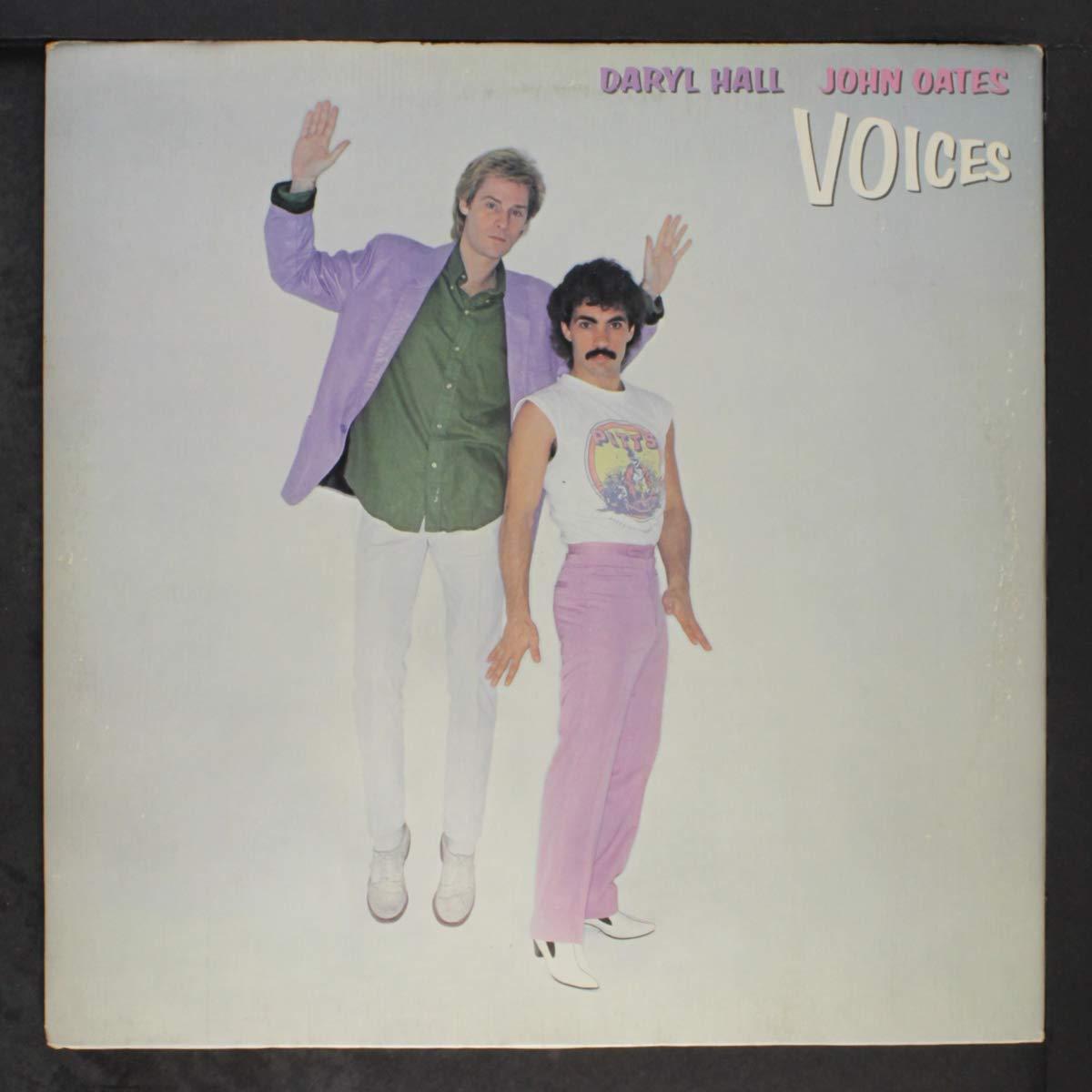 VOICES - LP LIMITED CLEAR VINYL